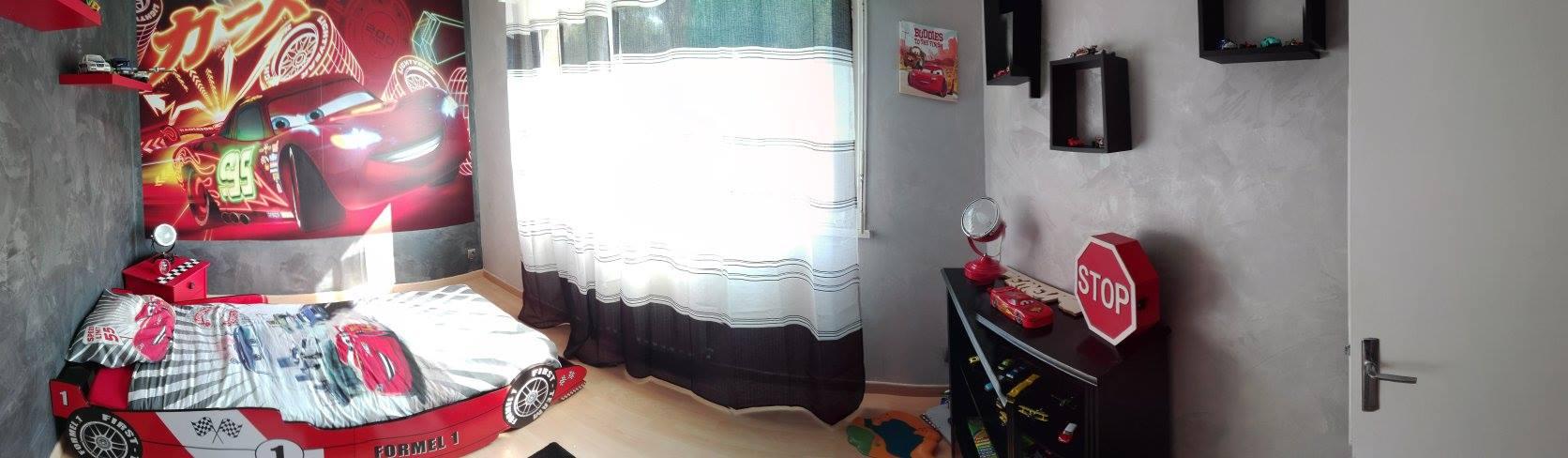 chambre-voiture enfant