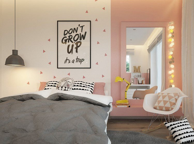 Stunning Chambre Rose Pastel Ideas - Antoniogarcia.info ...