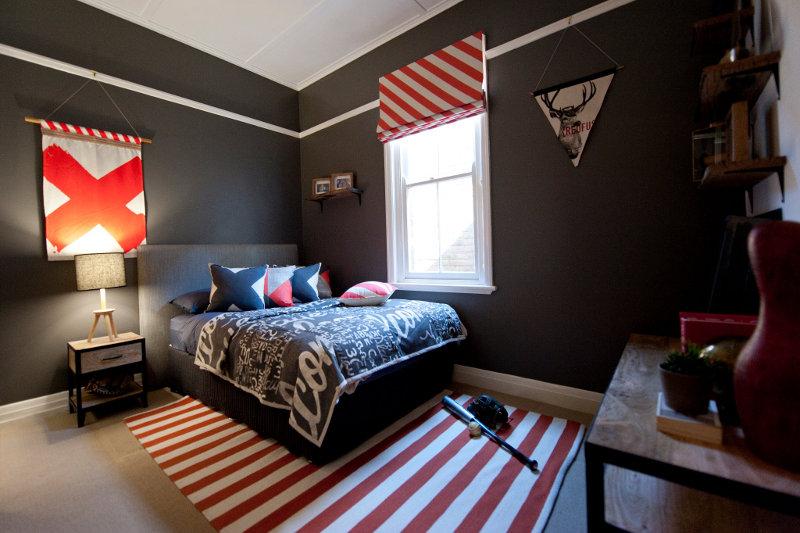 Chambre Ado Fille Noir Et Blanc. Deco Noir Et Blanc Chambre Deco ...