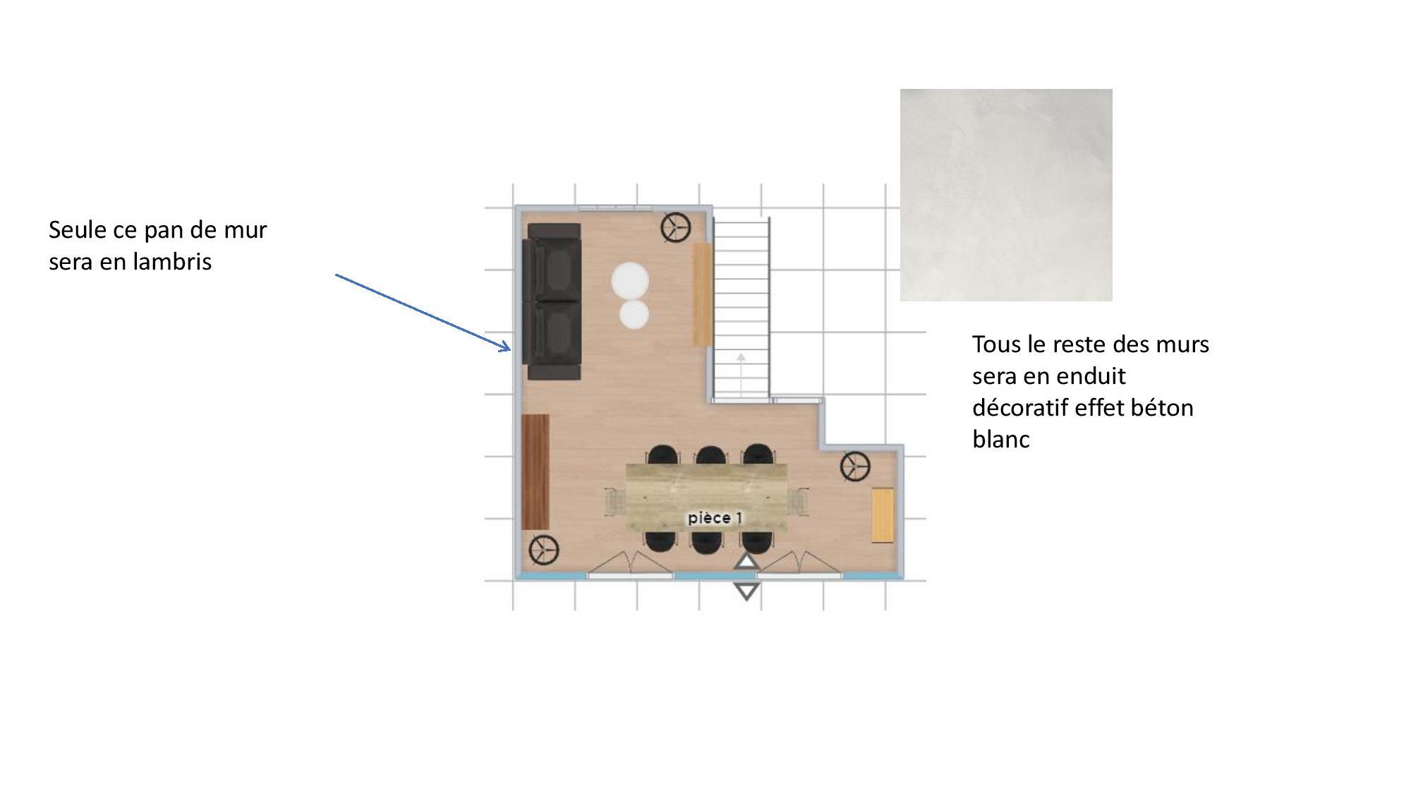 Plan d'agencement