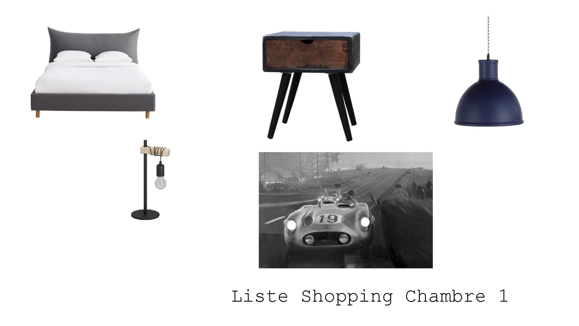 Liste Shopping