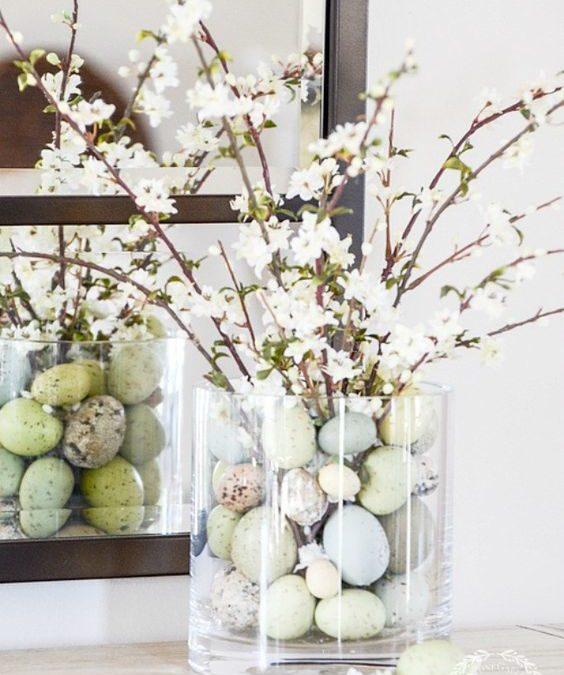 Inspirations de pâques : réaliser vos décorations de Pâques