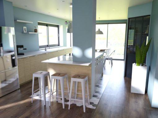 Rénovation maison à Valenciennes