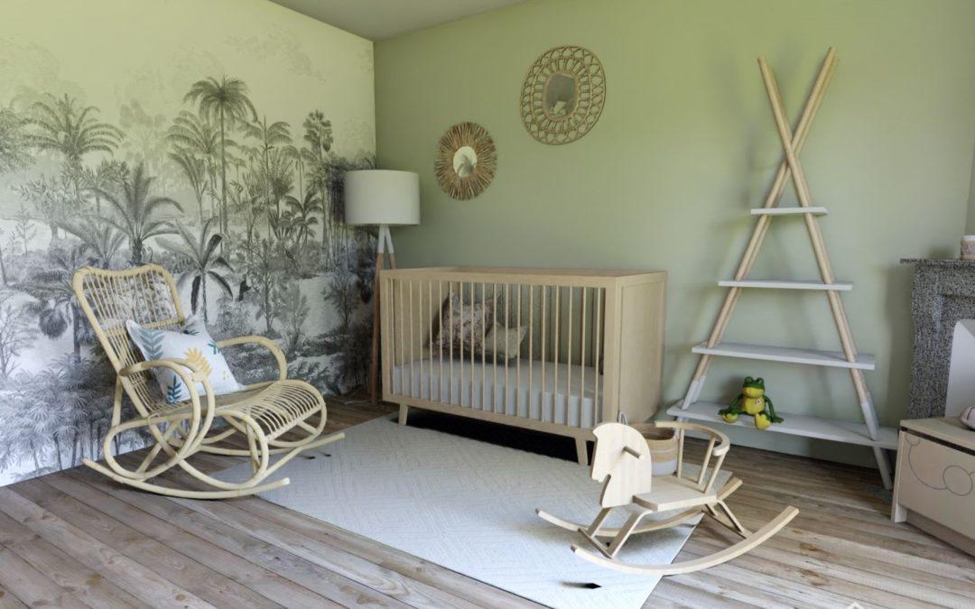 Chambre bébé mixtes