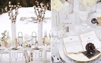 Mariage Hiver 2020