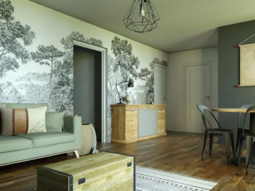 Relooking Appartement Cambrai